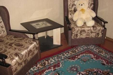 Сдается 1-комнатная квартира посуточно в Кировске, Хибиногорская улица, д. 30.