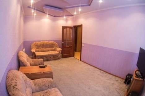 Сдается 3-комнатная квартира посуточно в Кировске, Олимпийская улица, д. 75.