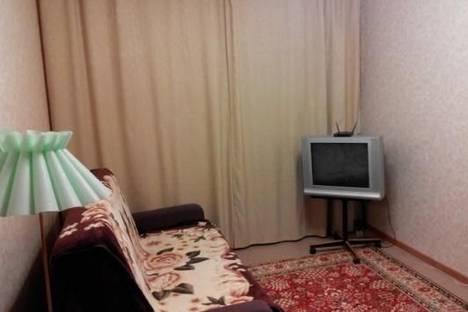 Сдается 1-комнатная квартира посуточно в Кировске, Олимпийская, 83.