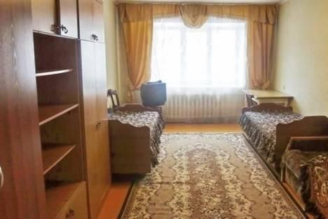 Сдается 1-комнатная квартира посуточно в Горно-Алтайске, Улагашева улица, д. 11.