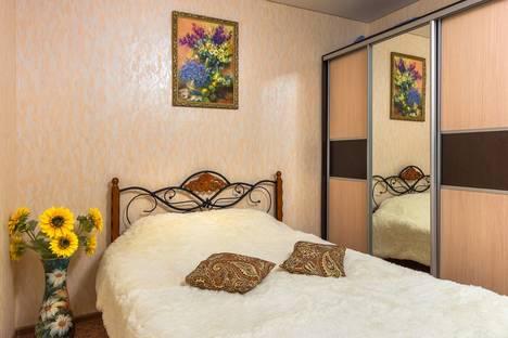 Сдается 1-комнатная квартира посуточнов Воронеже, ул. 45 стрелковой дивизии, д 108.