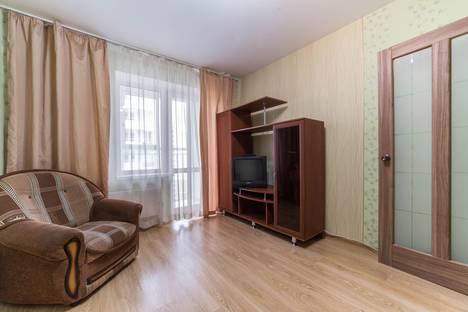 Сдается 1-комнатная квартира посуточнов Екатеринбурге, ул. Союзная, 4.