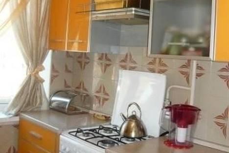 Сдается 3-комнатная квартира посуточно в Комсомольске-на-Амуре, Вокзальная улица, д. 93.