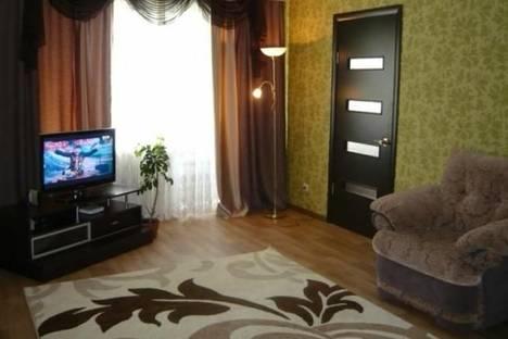 Сдается 1-комнатная квартира посуточно в Комсомольске-на-Амуре, Интернациональный проспект, д. 24.