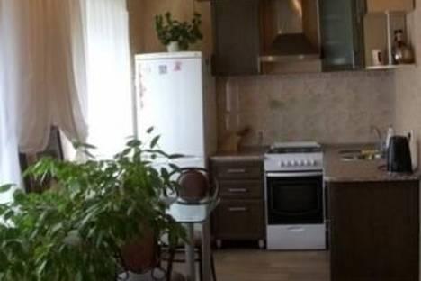 Сдается 2-комнатная квартира посуточно в Комсомольске-на-Амуре, Интернациональный проспект, д. 28.