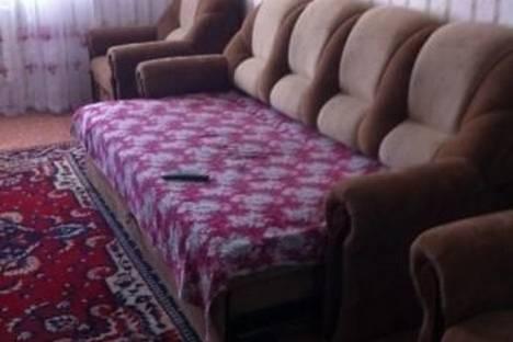 Сдается 2-комнатная квартира посуточно в Нижнекамске, Гайнуллина, 18/15.