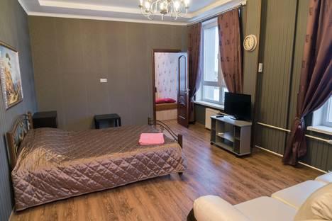 Сдается 2-комнатная квартира посуточнов Уфе, ул. Чернышевского, 28.