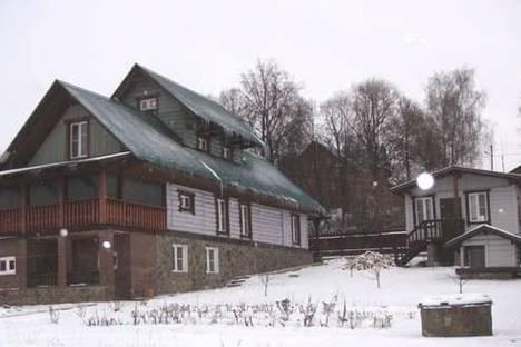 Сдается коттедж посуточнов Яхроме, д. Иванцево, Дмитровское шоссе 35 км от МКАД.