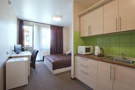 Сдается 1-комнатная квартира посуточнов Горно-Алтайске, Манжерок, ул. Ленинская 18.