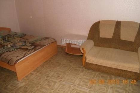 Сдается 1-комнатная квартира посуточно, ул. Артема, 151.