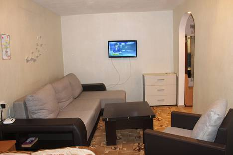 Сдается 1-комнатная квартира посуточно в Шерегеше, Гагарина,4.