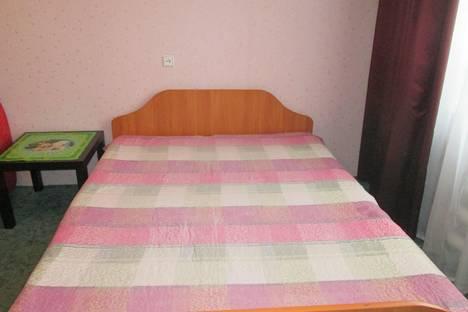 Сдается 1-комнатная квартира посуточно в Альметьевске, ул. Гафиатуллина, 22.