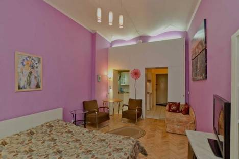 Сдается 1-комнатная квартира посуточно в Санкт-Петербурге, ул.Большая Конюшенная, д.2.