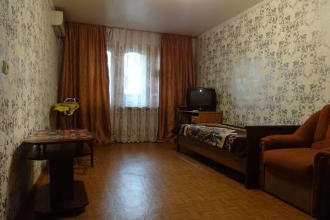 Сдается 2-комнатная квартира посуточнов Астрахани, Куликова,36.