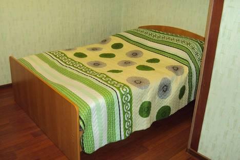 Сдается 1-комнатная квартира посуточно в Ангарске, ул. Горького, 29.