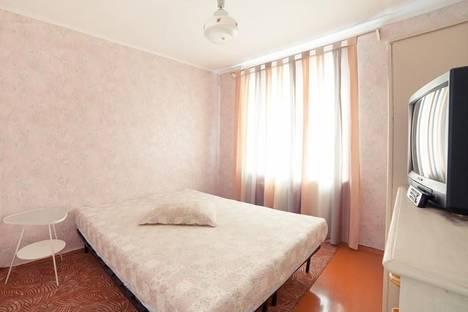 Сдается 2-комнатная квартира посуточнов Кургане, Пролетарская ул., 52.