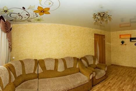 Сдается 2-комнатная квартира посуточнов Ленинске-Кузнецком, проспект Кирова 69.