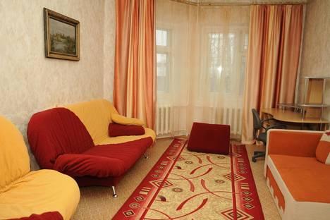 Сдается 2-комнатная квартира посуточно в Мегионе, Свободы, 36.