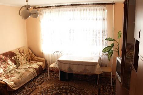 Сдается 1-комнатная квартира посуточно в Томске, Елизаровых, 48/1.