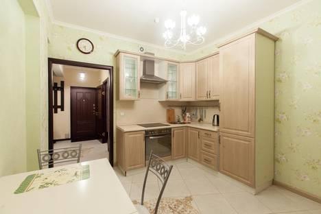 Сдается 1-комнатная квартира посуточнов Балабанове, ул.Калужская д.26.