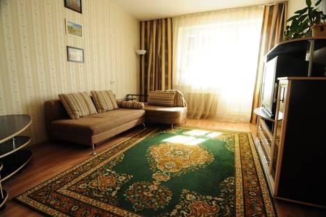 Сдается 2-комнатная квартира посуточно во Владимире, ул. Солнечная, 52.