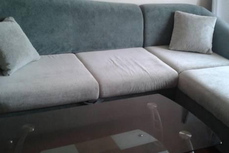 Сдается 2-комнатная квартира посуточно в Алматы, ул.Байзакова 223.