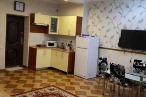 Сдается 1-комнатная квартира посуточнов Домбае, ул.Аланская ЖК Спутник, дом Пихта 3, кв,7.