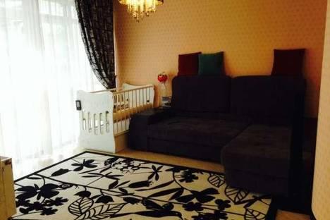 Сдается 2-комнатная квартира посуточнов Сочи, ул. Горького, 87.