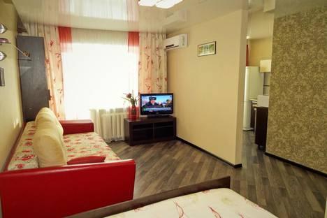 Сдается 1-комнатная квартира посуточно в Комсомольске-на-Амуре, ленина, 14.