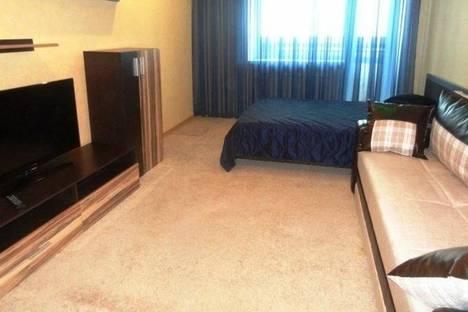 Сдается 1-комнатная квартира посуточно в Комсомольске-на-Амуре, Октябрьский, 2.