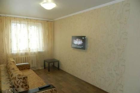Сдается 3-комнатная квартира посуточнов Альметьевске, Радищева, 13.