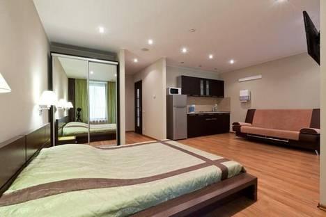Сдается 1-комнатная квартира посуточнов Зеленогорске, п. Поляны, Аврора-клуб, 1.