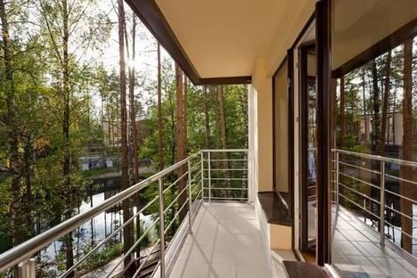 Сдается 2-комнатная квартира посуточно в Зеленогорске, п. Поляны, Аврора-клуб, 1.