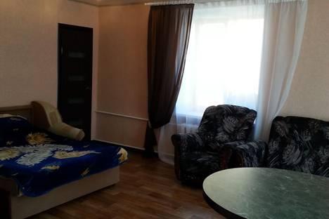 Сдается 1-комнатная квартира посуточнов Прокопьевске, проспект Гагарина, 21.