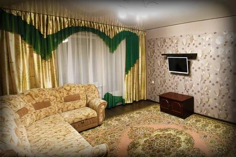 Сдается 1-комнатная квартира посуточно в Бийске, ул. Советская, 217\2.