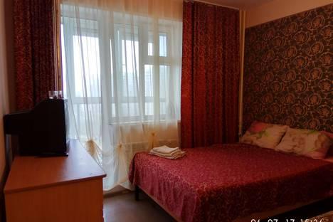 Сдается 1-комнатная квартира посуточнов Нижнем Новгороде, Южный бульвар, 10.