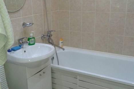Сдается 2-комнатная квартира посуточно в Норильске, Ленинский проспект, дом 40.