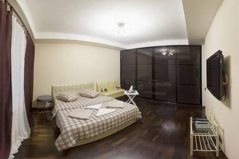 Сдается 1-комнатная квартира посуточно в Киеве, ул. Саксаганского 87.