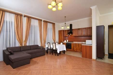 Сдается 2-комнатная квартира посуточно в Киеве, ул. Большая Васильковская (Красноармейская) 47б.
