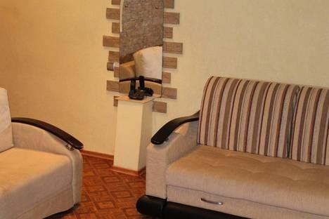 Сдается 2-комнатная квартира посуточно в Губахе, Дегтярева, 12а.