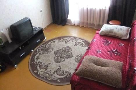 Сдается 2-комнатная квартира посуточно в Губахе, Октябрьский, 7Б.