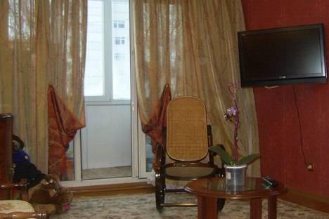 Сдается 2-комнатная квартира посуточнов Губахе, Дегтярева, 6.