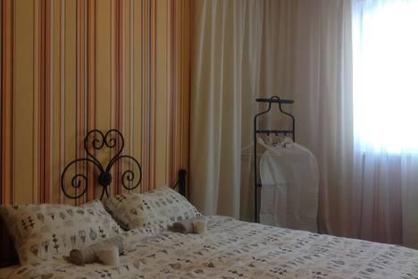 Сдается 3-комнатная квартира посуточно, ул. Павловского, 29.