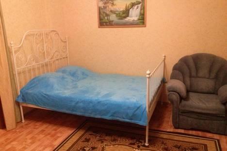 Сдается 1-комнатная квартира посуточно в Верхней Пышме, ул. Сапожникова, 3.