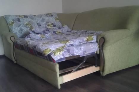 Сдается 1-комнатная квартира посуточнов Казани, ул. Юлиуса Фучика, 78.