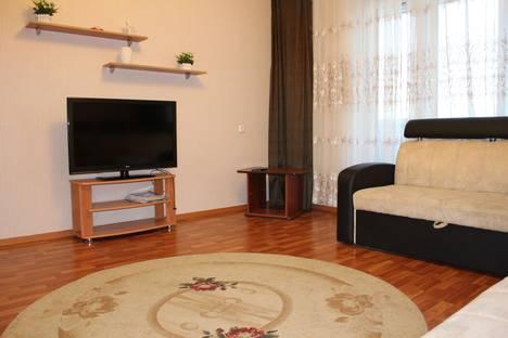 Сдается 2-комнатная квартира посуточно в Челябинске, Ш. Металлургов, 12.