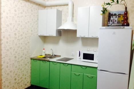 Сдается 1-комнатная квартира посуточнов Екатеринбурге, Циолковского 29.