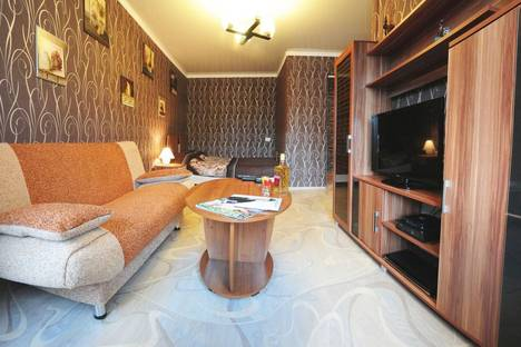Сдается 1-комнатная квартира посуточно в Ярославле, ул. Чкалова, 68.