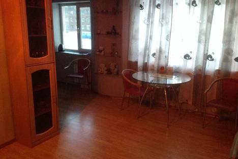 Сдается 2-комнатная квартира посуточно в Норильске, Ленинский проспект, 39а.