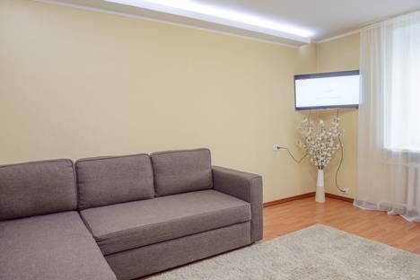Сдается 2-комнатная квартира посуточнов Казани, ул. Вишневского, 10.
